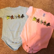 Image of Dancing Bears onesie