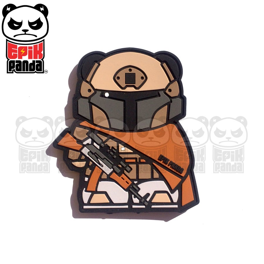 Image of PMC Panda Desert Tactical (Hero Panda)