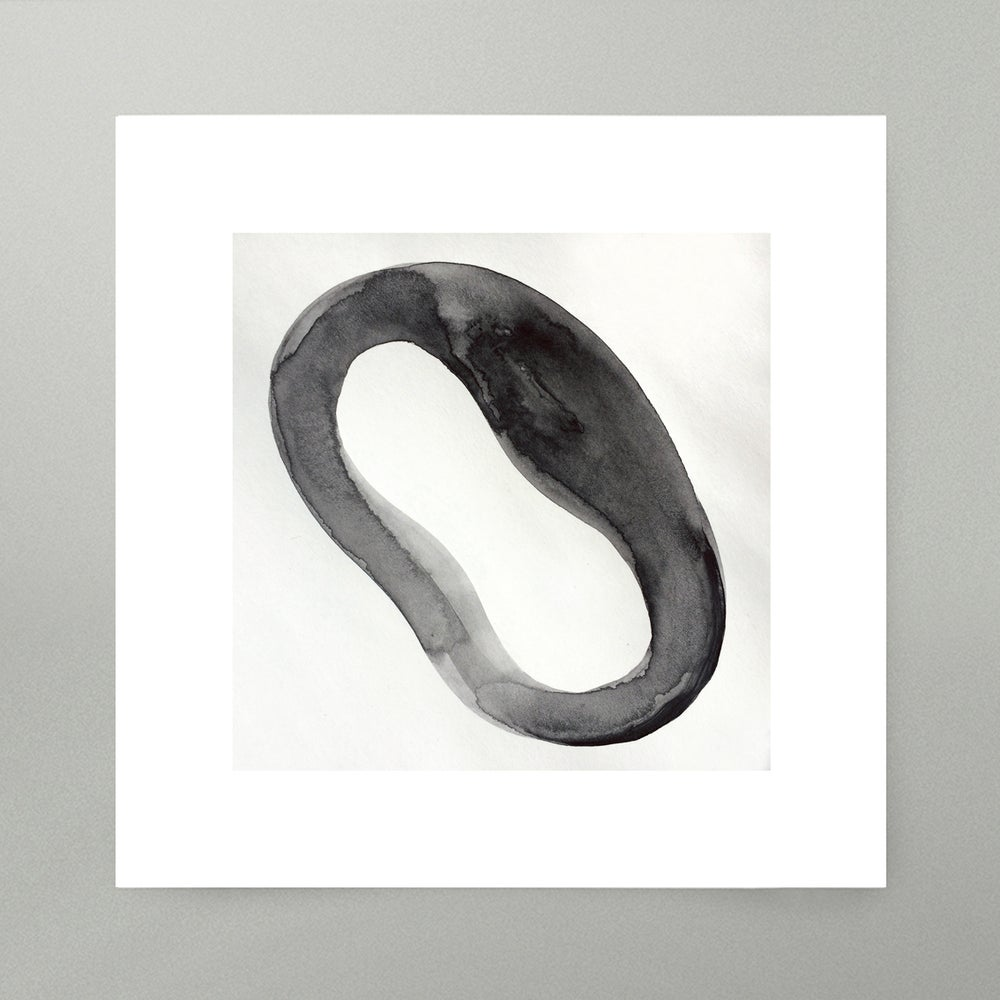 Image of By Hand : Loop Art Print