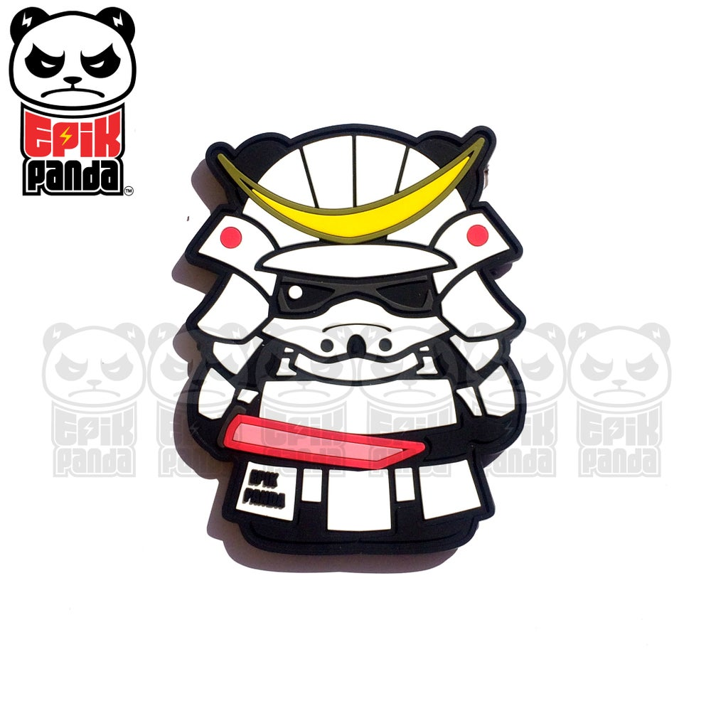 Image of Ghost (Samurai Panda)