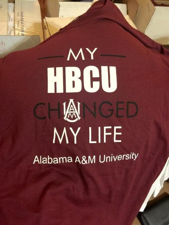 Image of AAMU - My HBCU Changed My Life