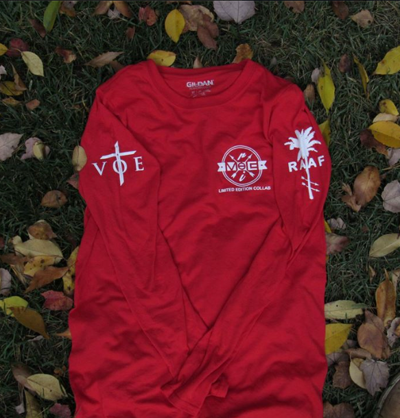 Image of VOE & RAAF Industires: Long Sleeve Shirt