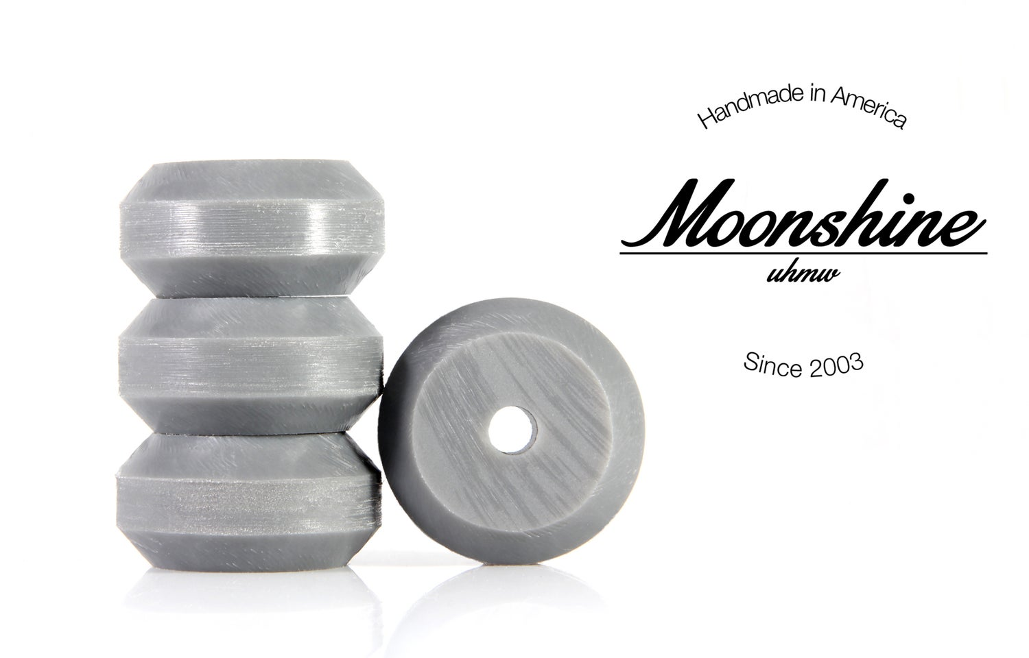 Image of GREY: Moonshine UHMW Custom Anti Rockers