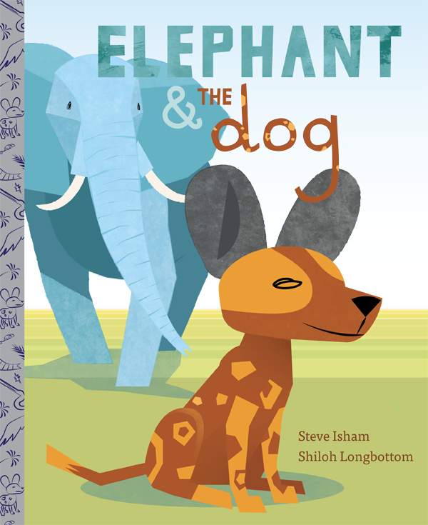 Image of Elephant and the Dog