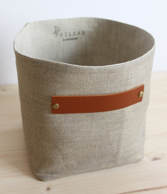 Image of La grande Linen Box