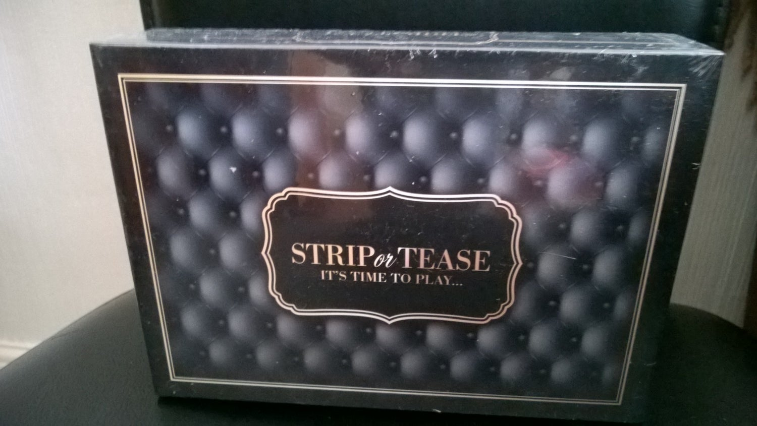 Image of Strip or tease Board Game