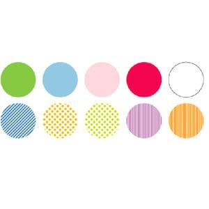 Image of Washi tape: MT Casa Seal círculos