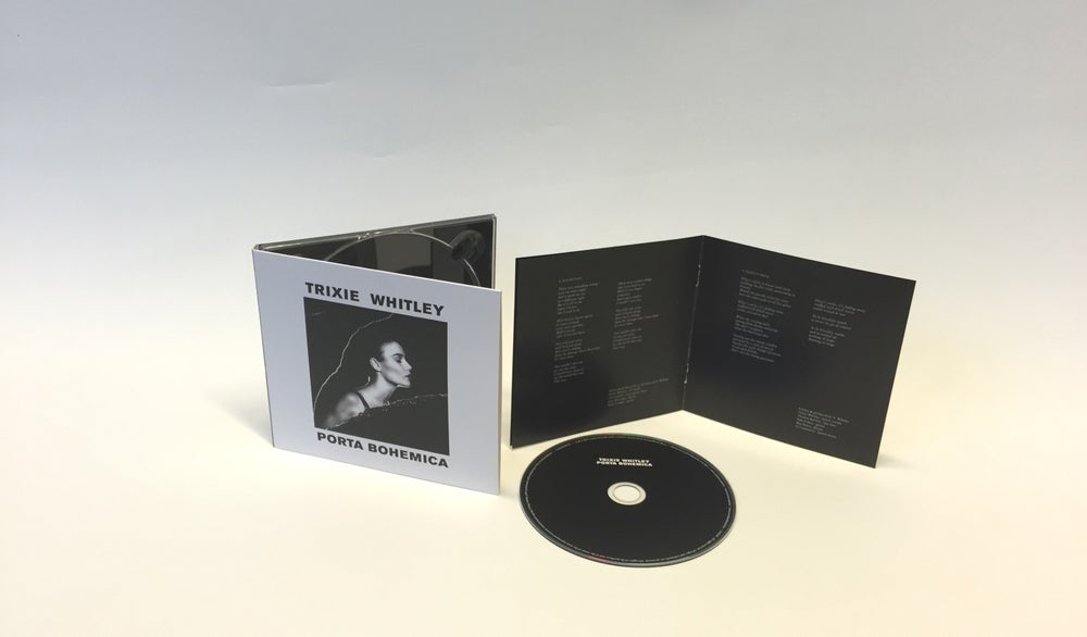 Image of Trixie Whitley - Porta Bohemica (CD)