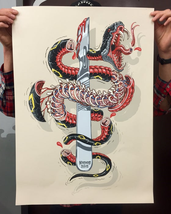 Image of NYCHOS - Slice for Living