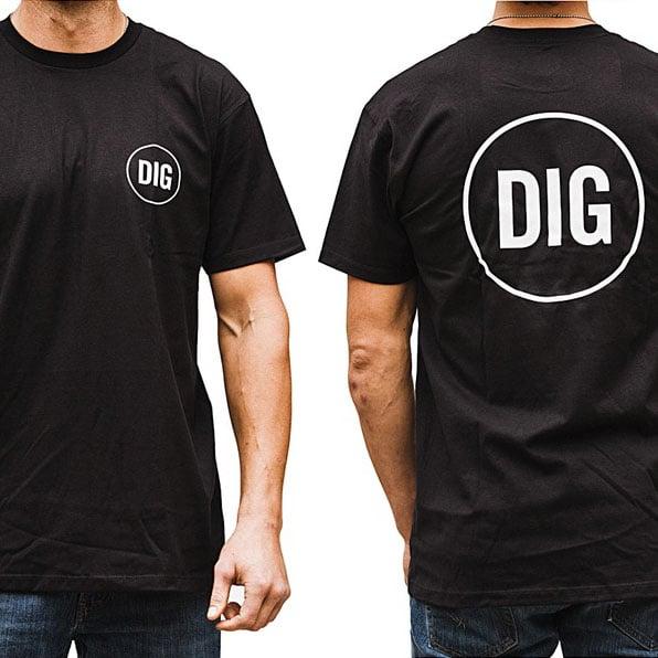 Image of DIG Logo tee