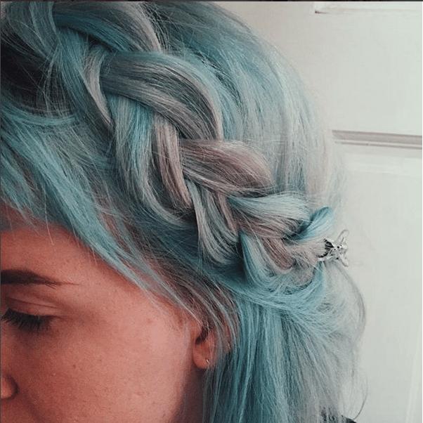 Image of Turquoise Tinge
