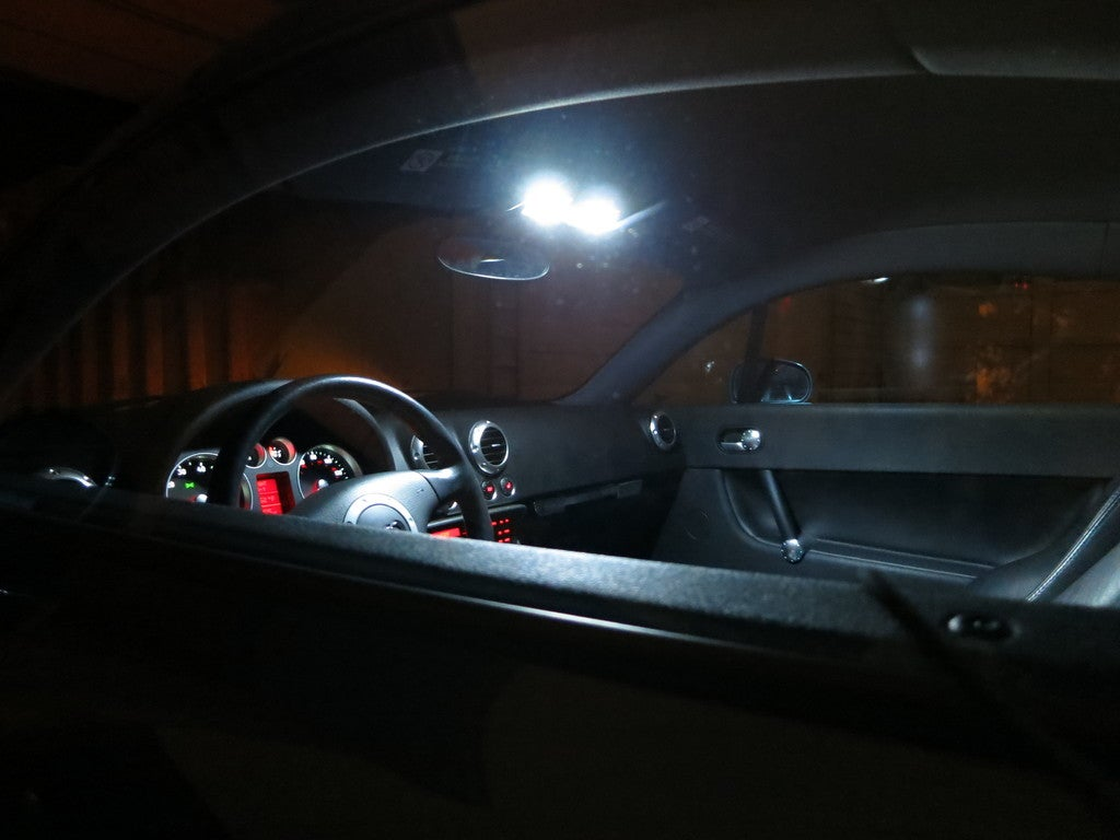 Image of Complete Interior LED Kit / Puddle LED Kit Fits: Audi R8
