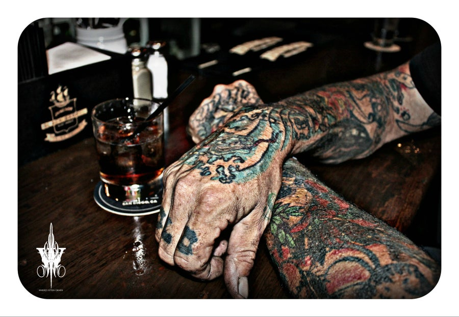 Image of WHISKEY HANDS