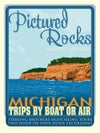 Pictured Rocks Print No. [011]