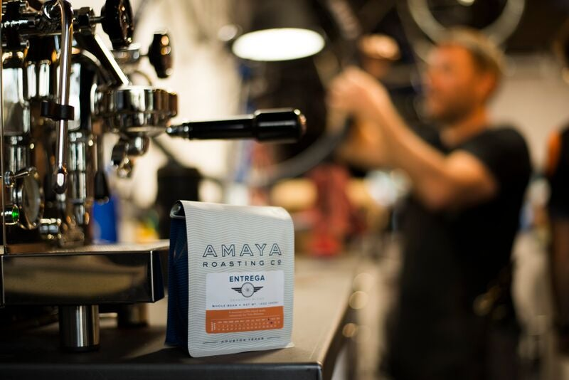 Image of Entrega by Amaya Roasting Co.