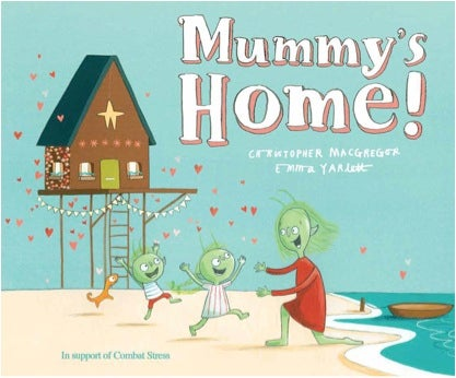 Image of Mummy's Home! - Fantastic Paperback