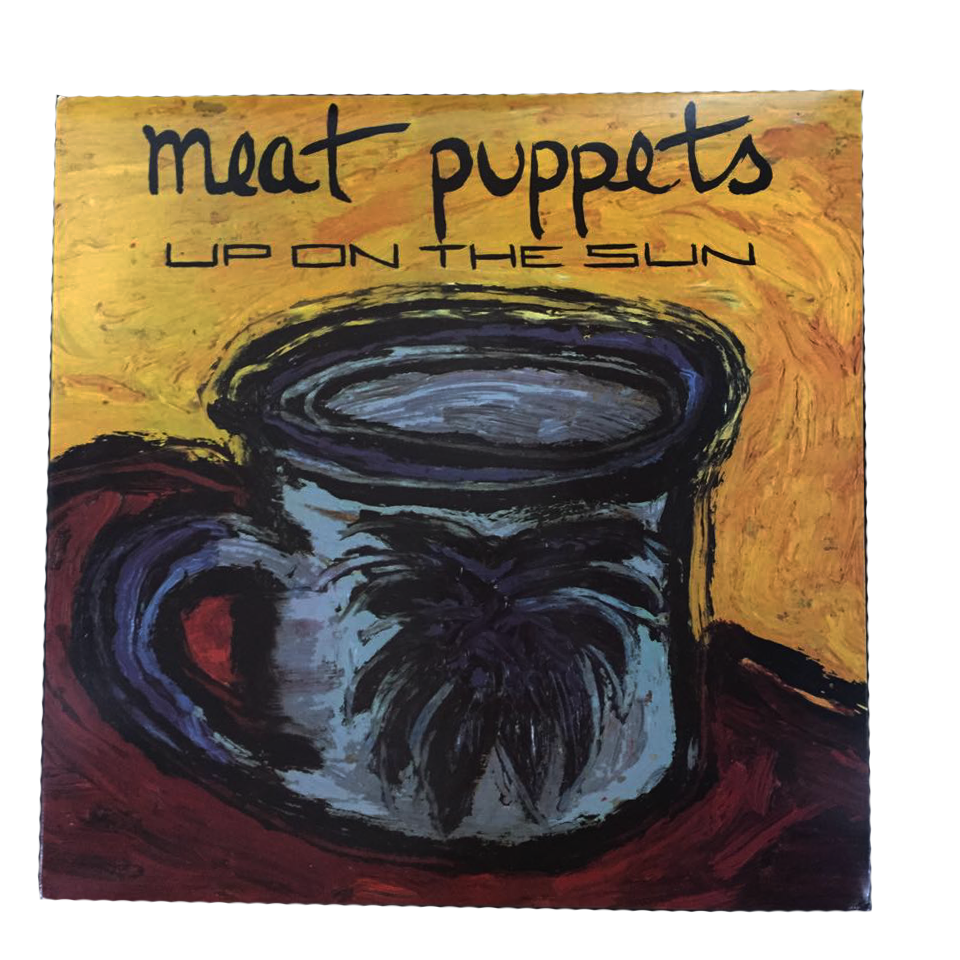 "Image of MEAT PUPPETS ""UP ON THE SUN"" LP"