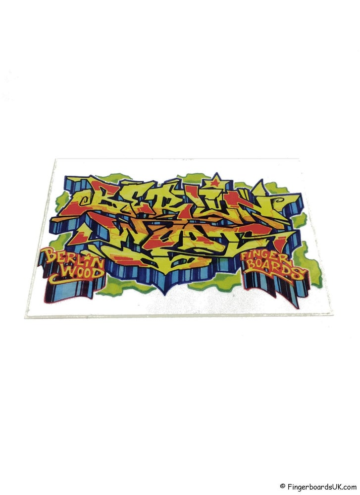 Image of Berlinwood Graffiti Sticker