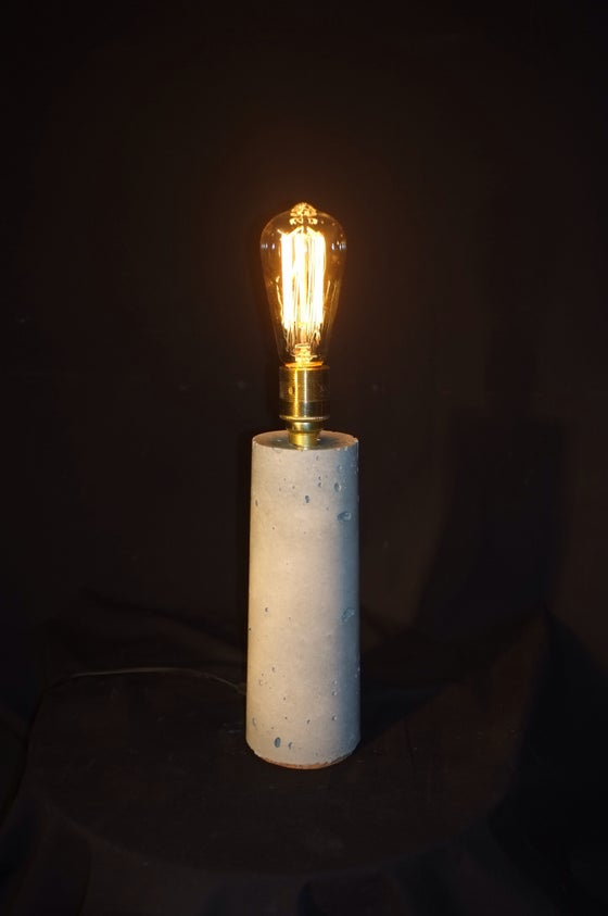 Image of Concrete Desk/Table Lamp