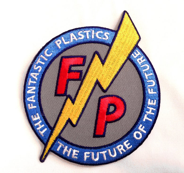 Image of The Fantastic Plastics Future Cadet Patch