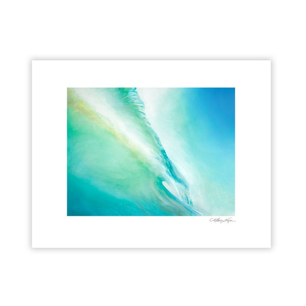 Image of Oxygen Wave Archival Paper Print