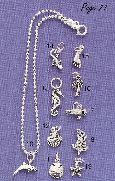 Image of Sterling Silver Anklets