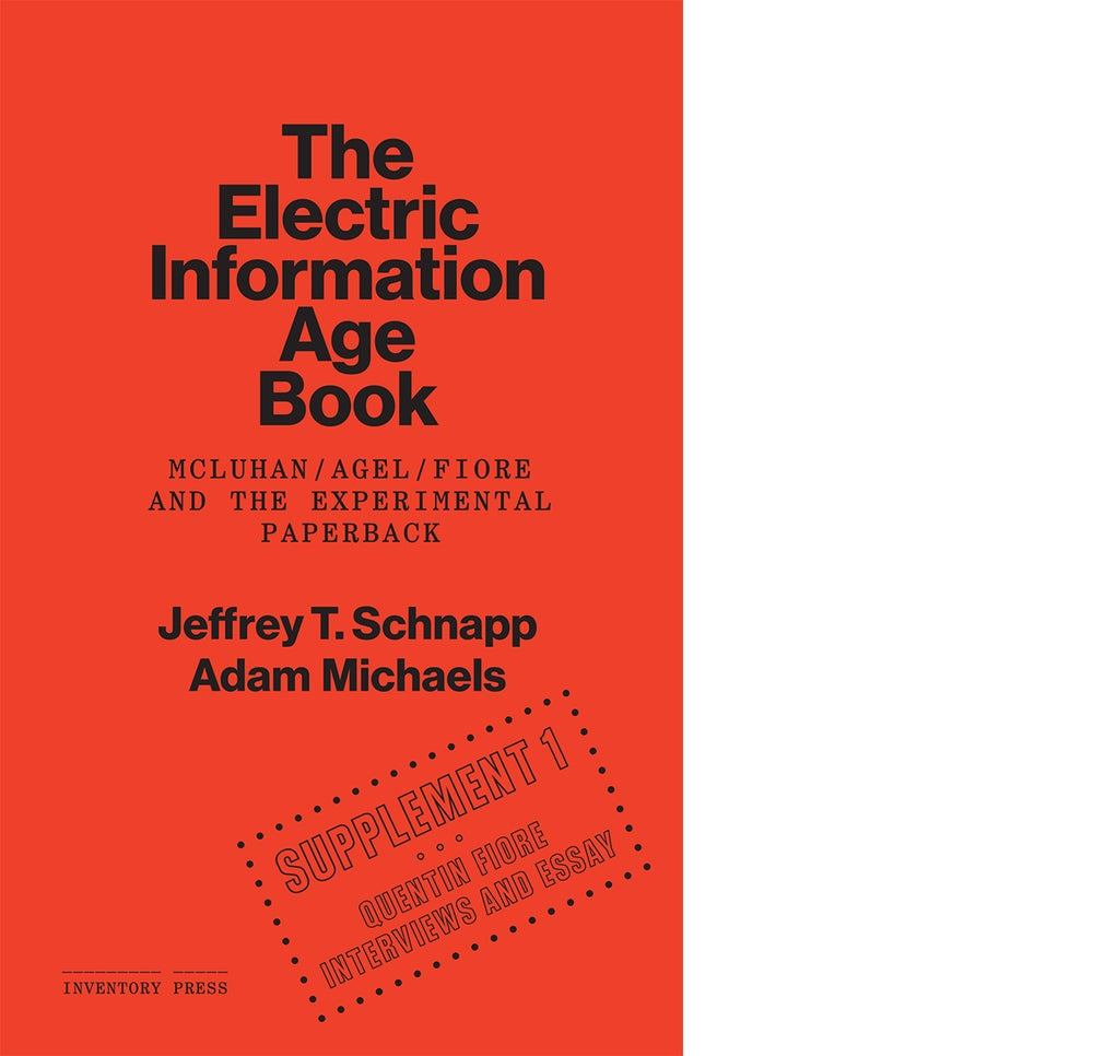 Assignment Help Net The Electric Information Age Book Supplement  Quentin Fiore Interviews  And Essay Help Creating A Business Plan also Synthesis Essay Tips The Electric Information Age Book Supplement  Quentin Fiore  Rewriting Service
