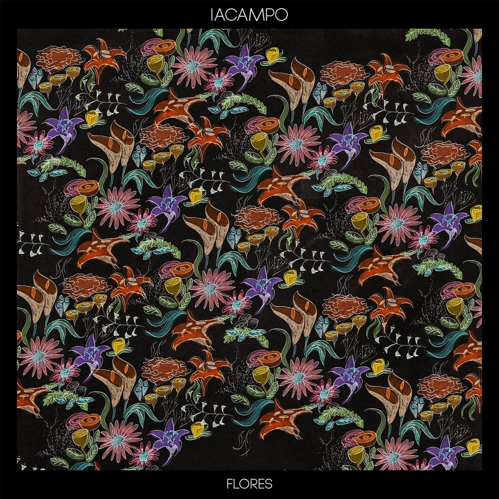 Image of IACAMPO - FLORES (CD)