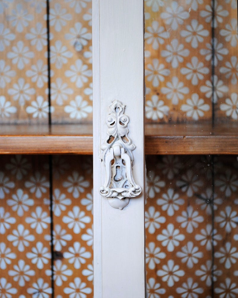 Image of Napier Glazed Cupboard