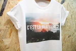 """Image of """"C'est la mer noire ?"""" Deuxième By FCKRS®"""