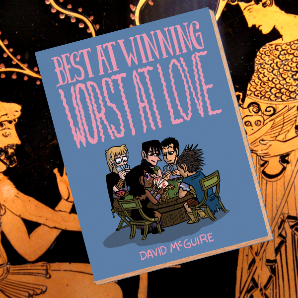Image of Best at Winning, Worst at Love (volume 3)
