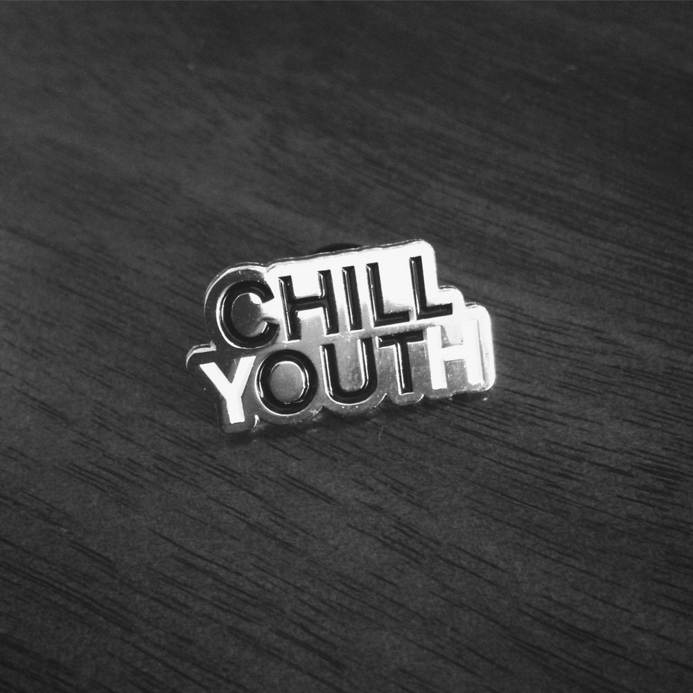 Image of Chill yOUTh enamel pin