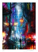 Image of 'Downtown' - limited edition print