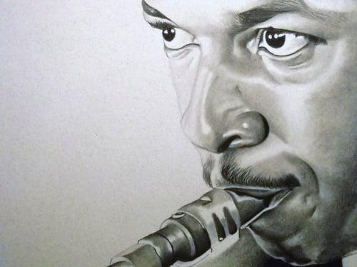 Image of Coltrane