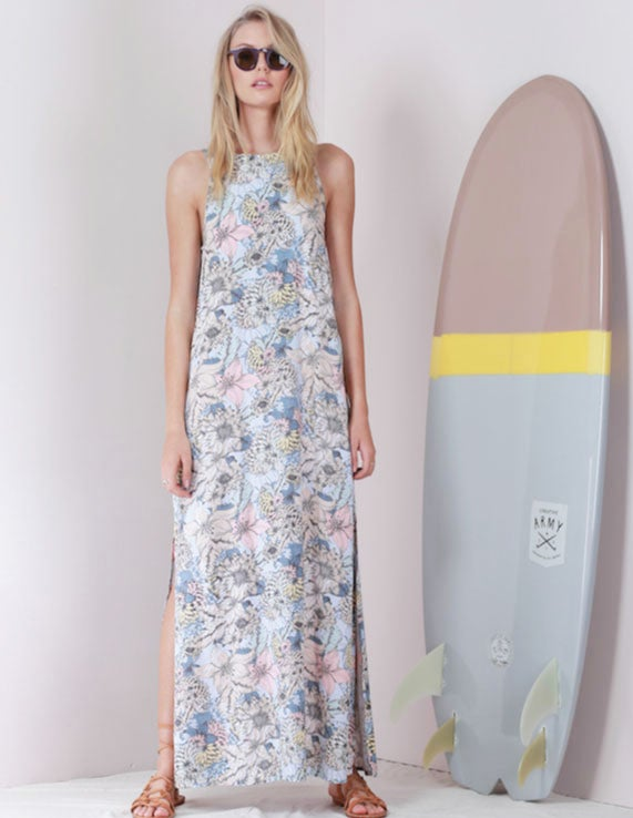 Image of LILYA Lola Maxi Dress