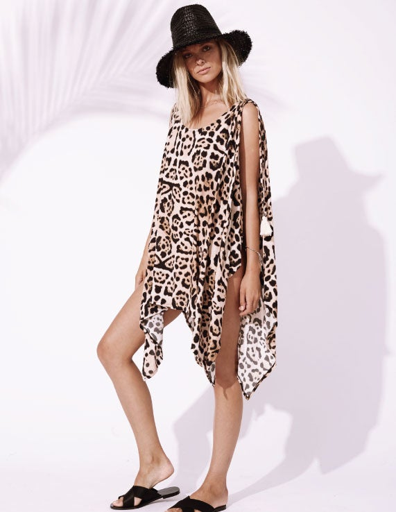 Image of TALULAH Gravity Kaftan
