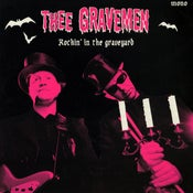 "Image of 7"" Thee Gravemen : Rockin In The Graveyard / Tornado."