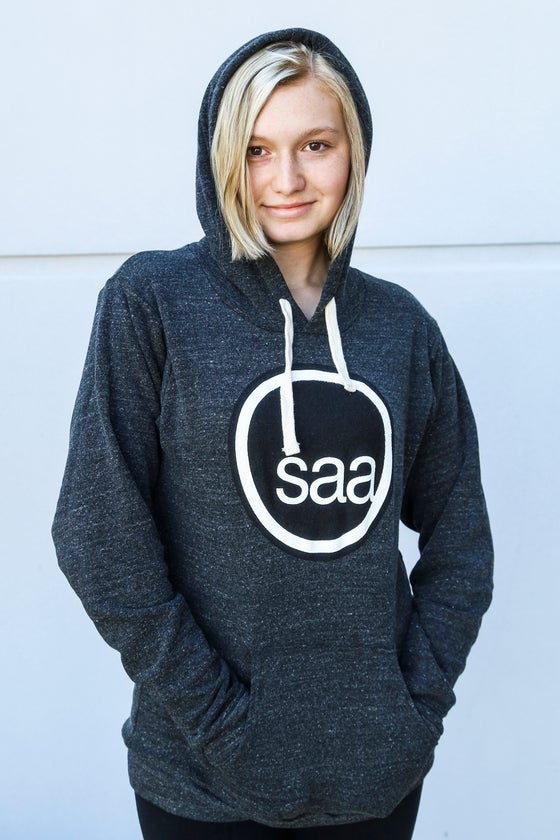Image of SAA Logo Pullover - Onyx