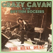 "Image of  ""THE REAL DEAL"" ~ NEW RELEASE - Catalogue Number CRCD16 (CD)  (CRAZY CAVAN STORE)"