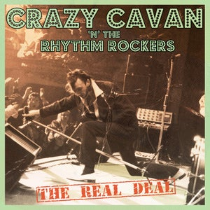 "Image of  ""THE REAL DEAL"" ~ NEW RELEASE - Catalogue Number CRCD16 (CD)"