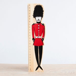 Alice Tait 'London Soldiers' Ruler - Alice Tait Shop