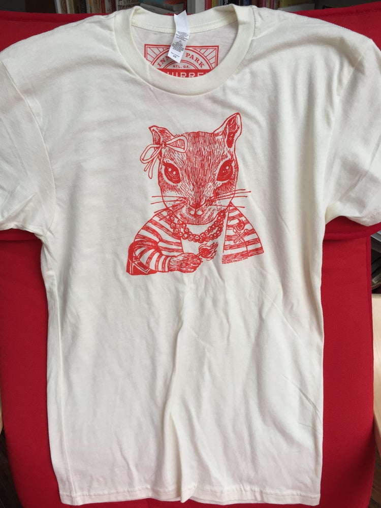 Image of Pyro Squirrel T-Shirt — Lit Variety