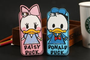 Image of Dondal Duck & Daisy iPhone 6/6S case