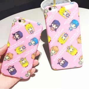 Image of Sailor Moon iPhone 6/6S case