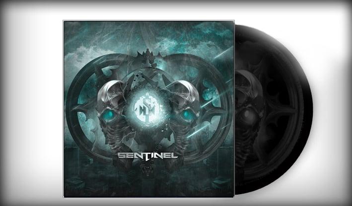 Image of Sentinel Album Self Title CD