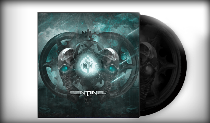 Image of Sentinel Album Self Title CD