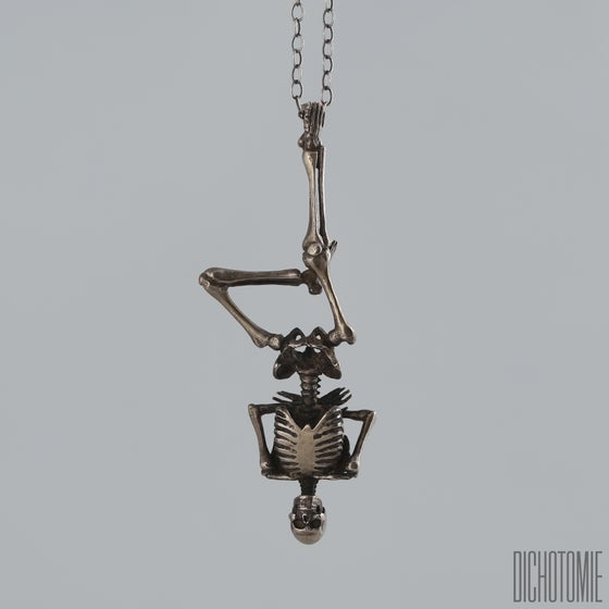 Image of The Hanged Man Pendant