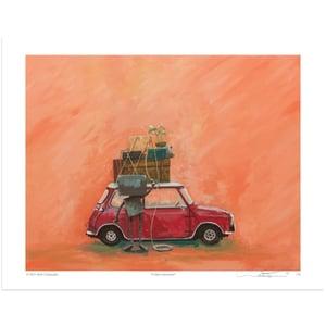 Mini Adventure - Matt Q. Spangler Illustration