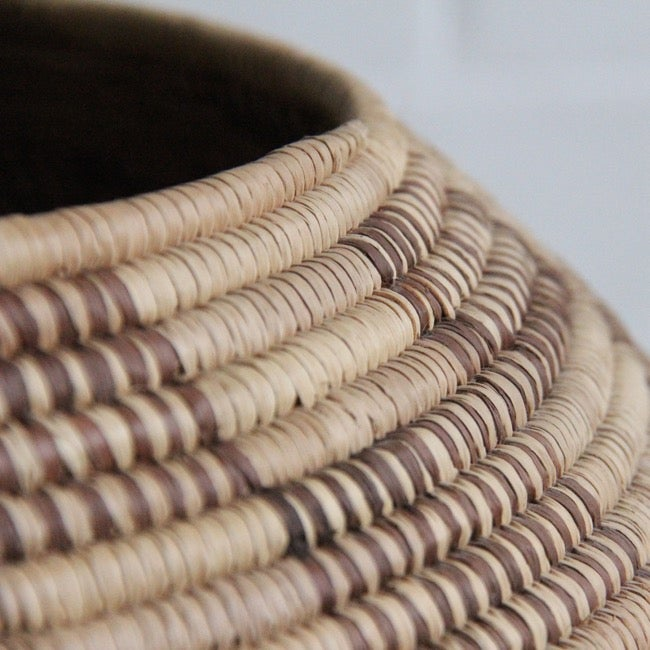 Image of 1960s wicker basket