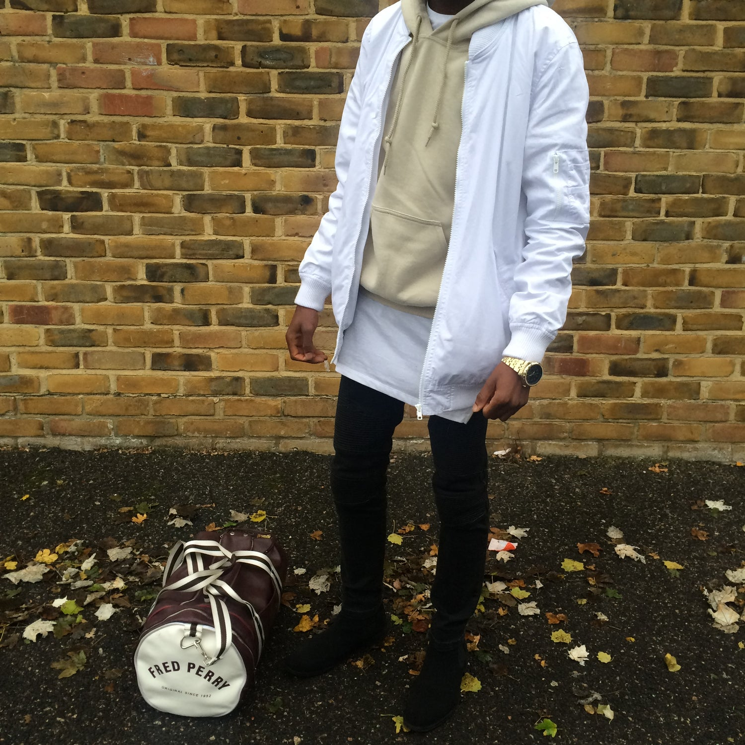 Image of PULLOVER HOODIE // CAMEL